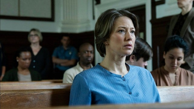 Carrie Coon in 'The Sinner'