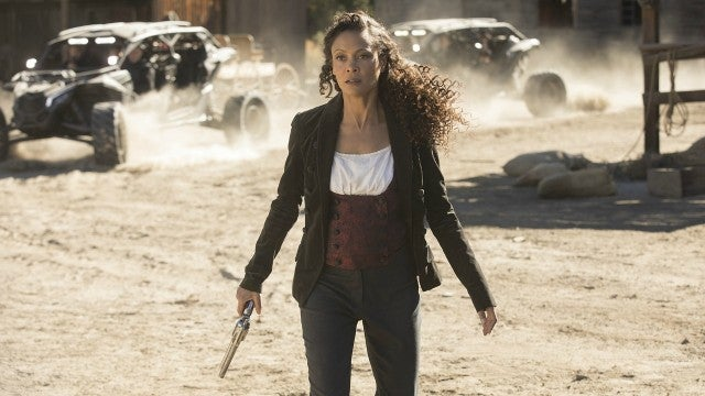 Thandie Newton Stars in 'Westworld'
