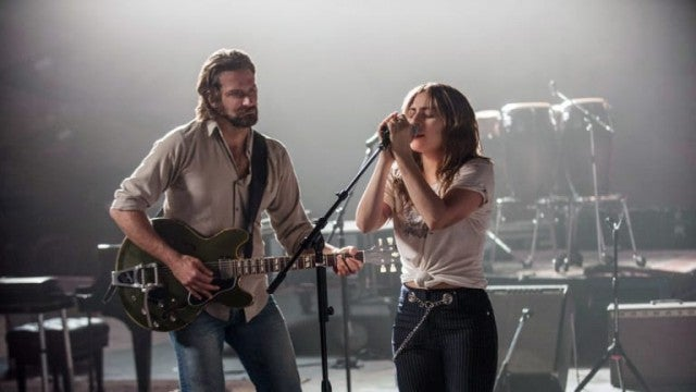 A Star Is Born Shallow scene