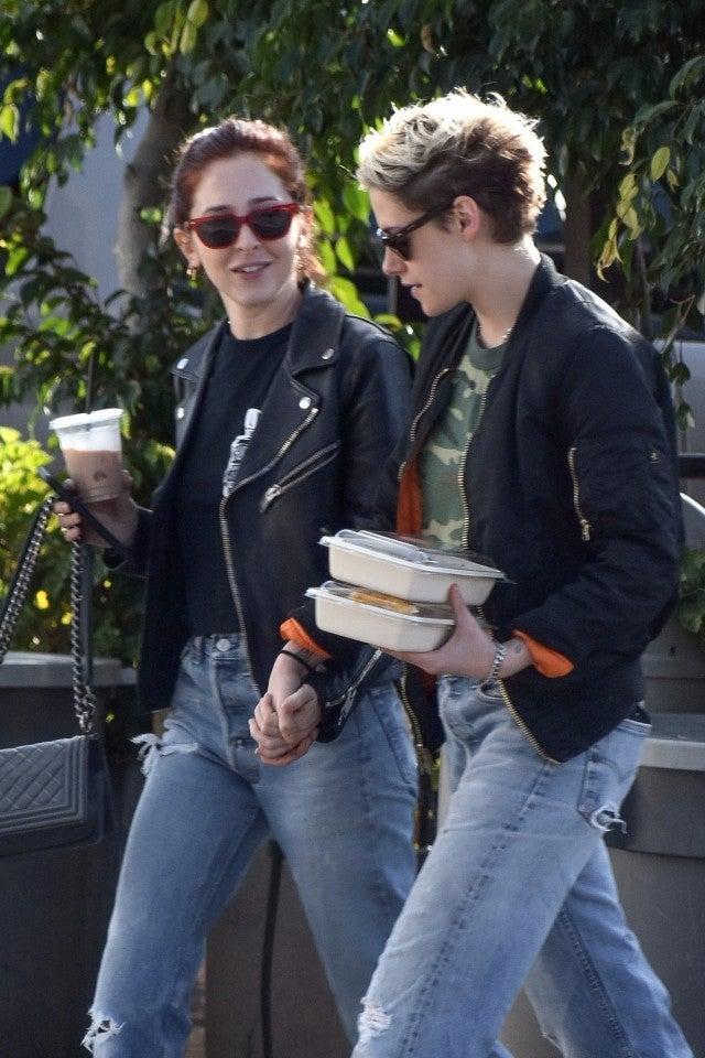 Kristen Stewart and New Rumored Girlfriend LA