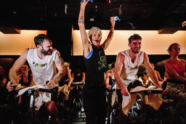 SoulCycle and The Chainsmokers
