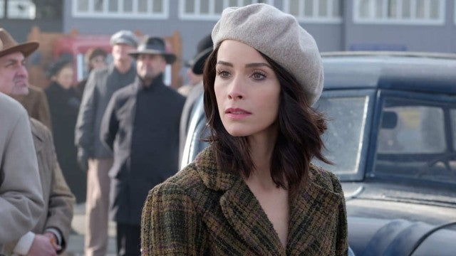 timeless abigail spencer