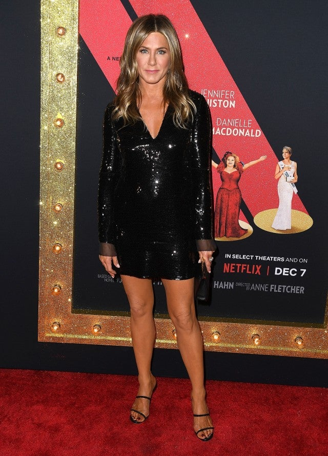 Jennifer Aniston at Dumplin premire