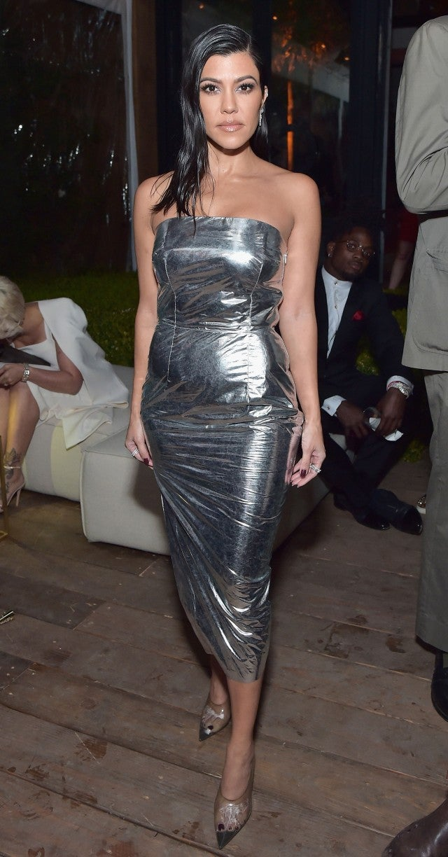 Kourtney Kardashian at 2018 GQ Men of the Year Party in Beverly Hills
