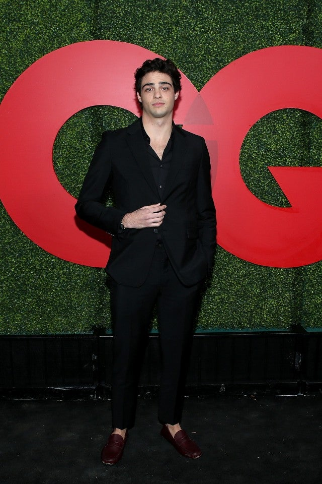 Noah Centineo 2018 GQ Men Of The Year Party