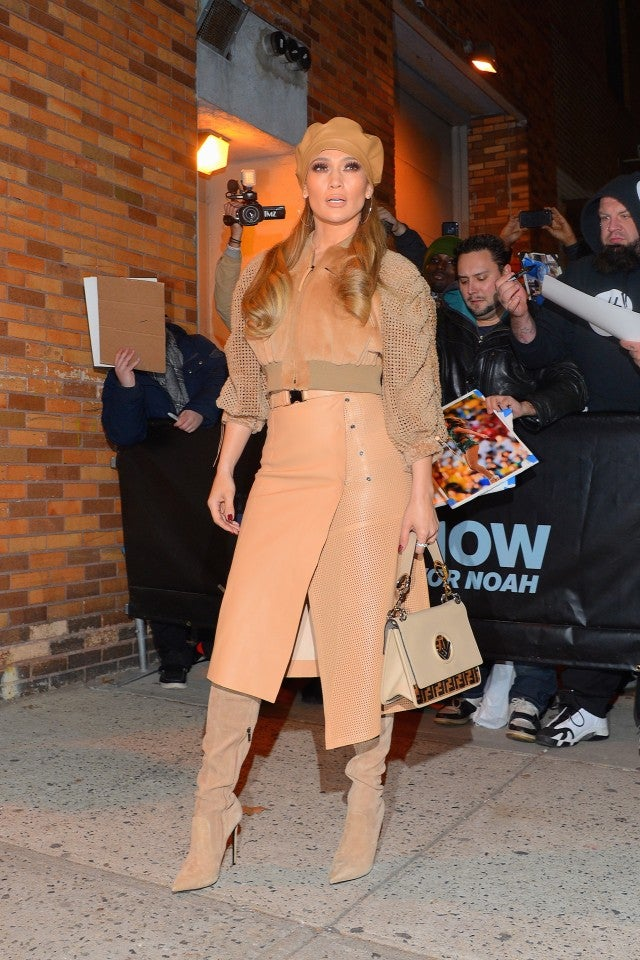 These Celebs Prove Winter Outfits Aren T Boring Shop