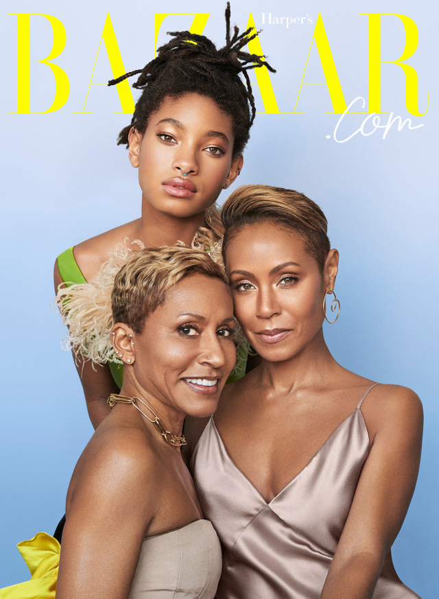 Jada Pinkett Smith's Mom Adrienne Joins Daughter and ...
