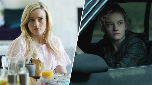 Julia Garner in Dirty John and Ozark
