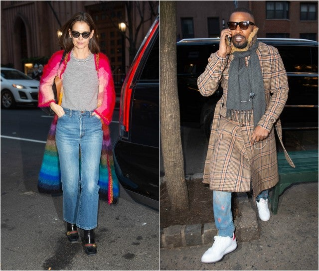 Katie Holmes And Jamie Foxx Celebrate Her 40th Birthday In