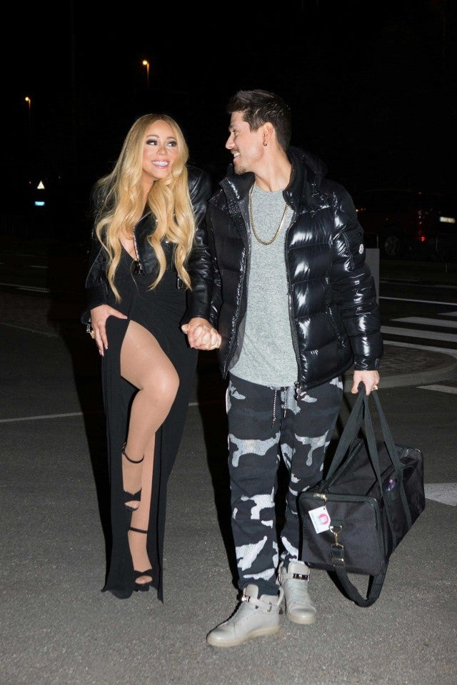 Who is mariah carey dating july 2018