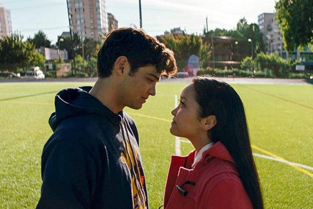To All the Boys I've Loved Before movie