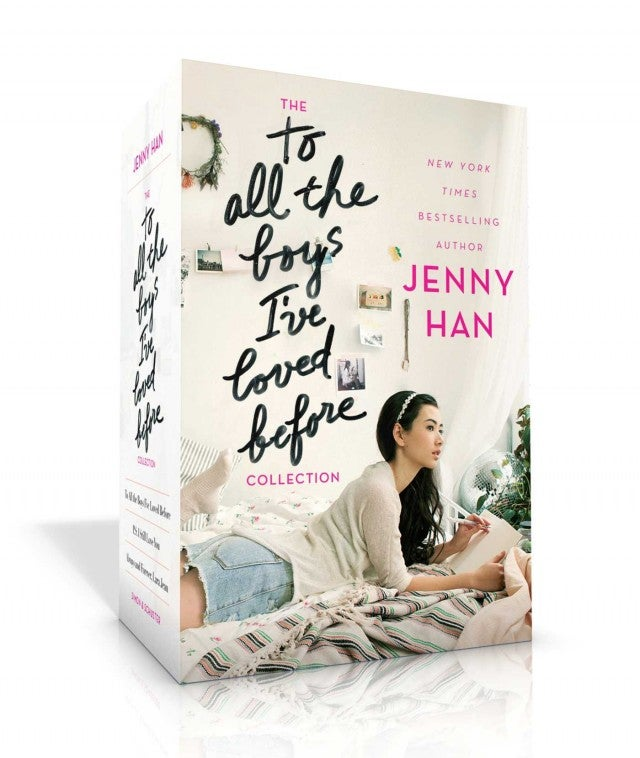 To All the Boys I've Loved Before collection