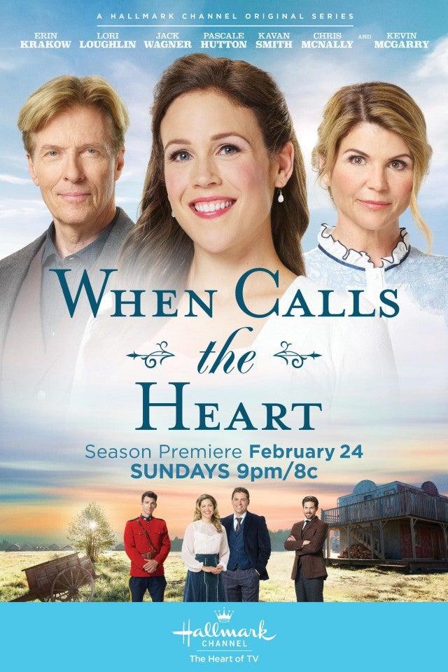 when calls the heart season 6 poster