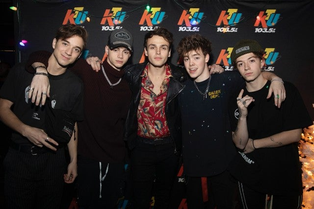 Why Don't We iHeartMedia's KTU Holiday House Party