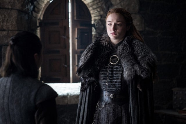 Shocking thing Sophie Turner had to do for Game of Thrones