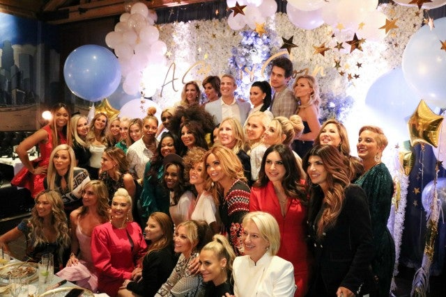 Andy Cohen Baby Shower