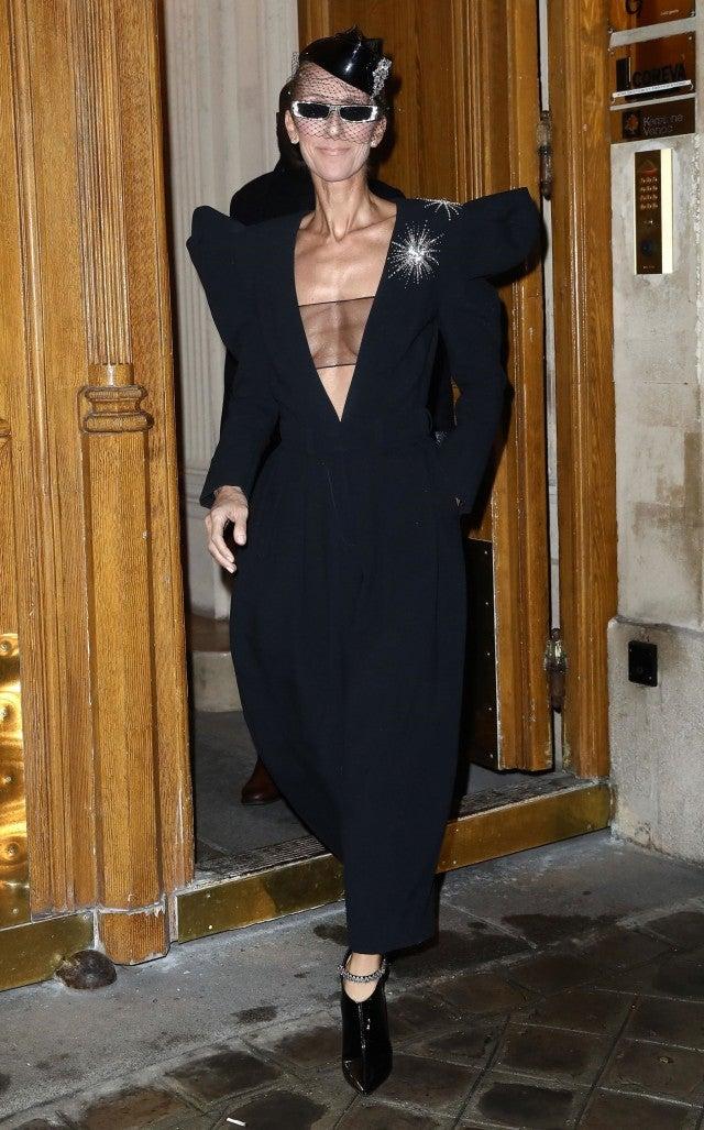 Celine Dion S Paris Street Style Outfits Entertainment