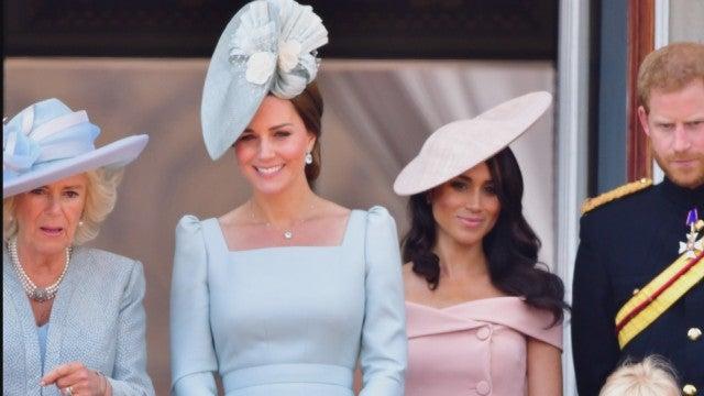 039;Kate vs. Meghan Princesses at War?&#039 First Look