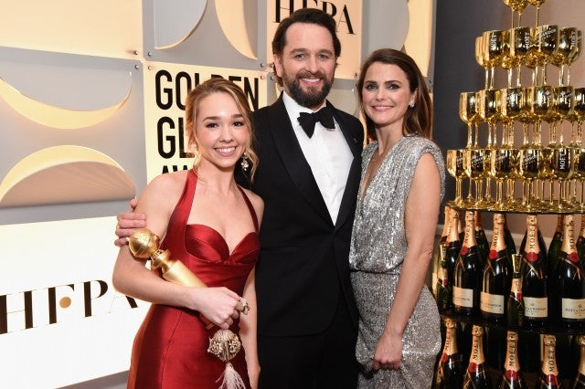 2019 Golden Globes, The Americans