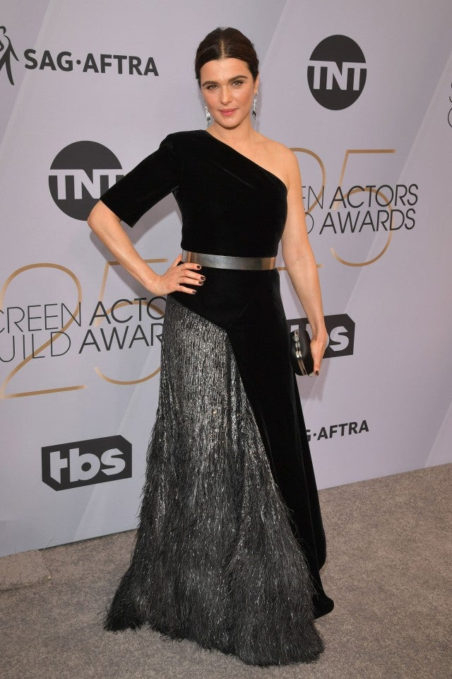 Rachel Weisz at the 25th Annual Screen Actors Guild Awards