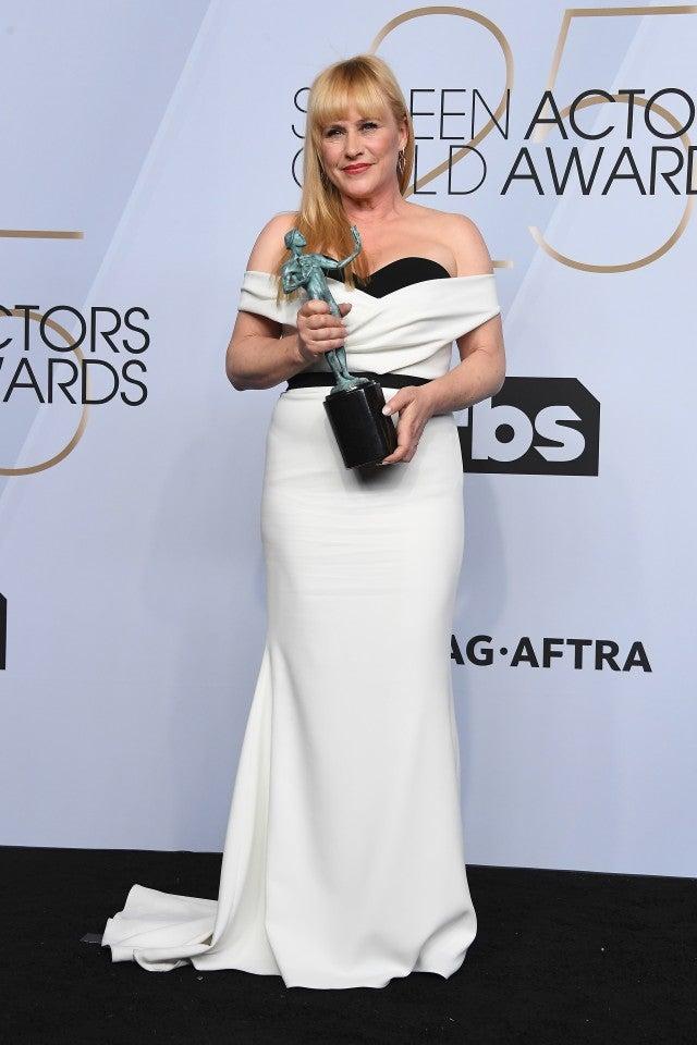 Patricia Arquette Thanks Robert Mueller In Political Sag