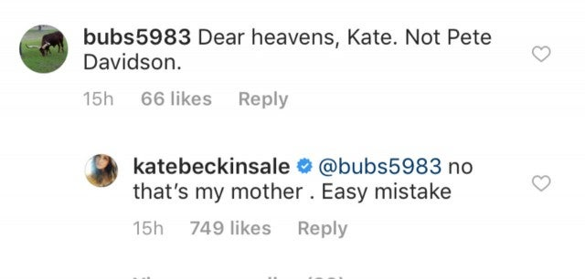 Kate Beckinsale comment