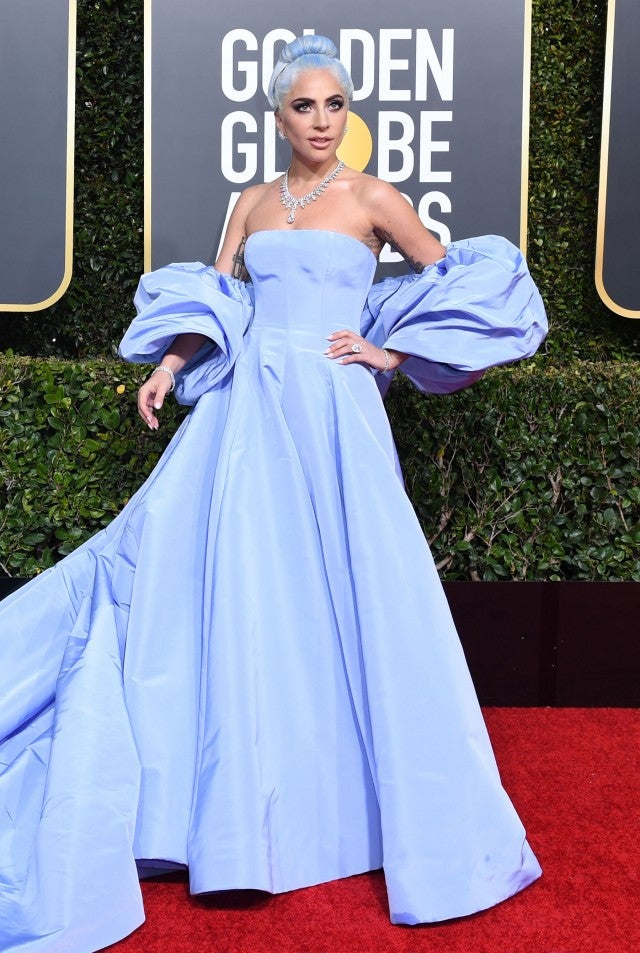Lady Gaga Emily Blunt Sandra Oh Amp More Best Dressed At