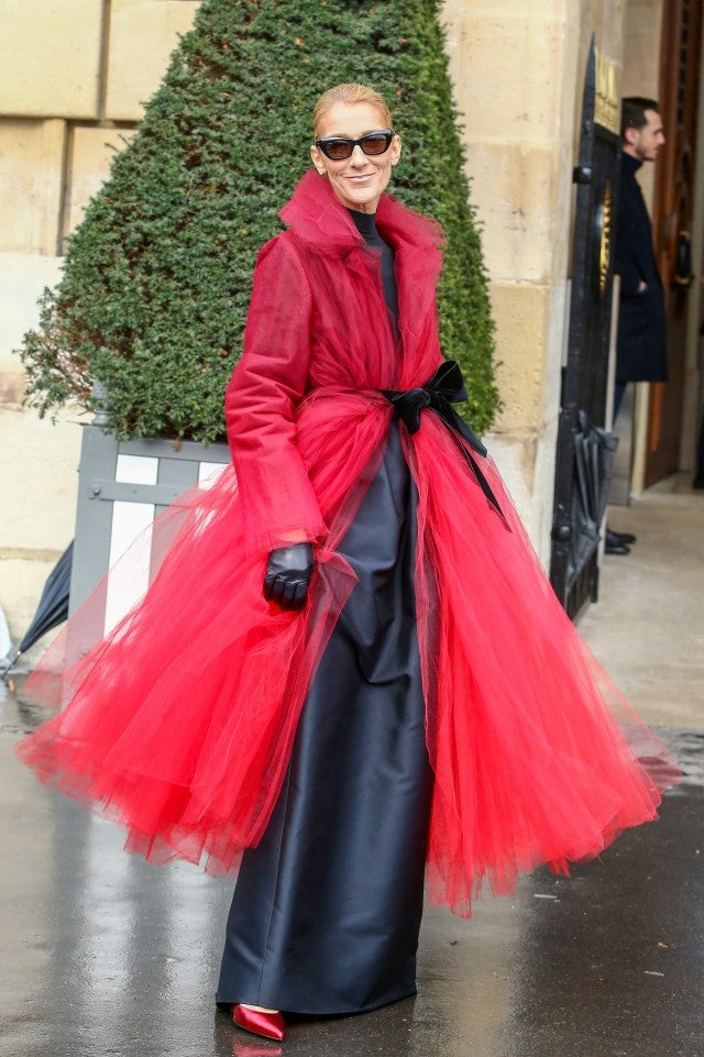 Celine Dion S Paris Street Style Outfits Entertainment