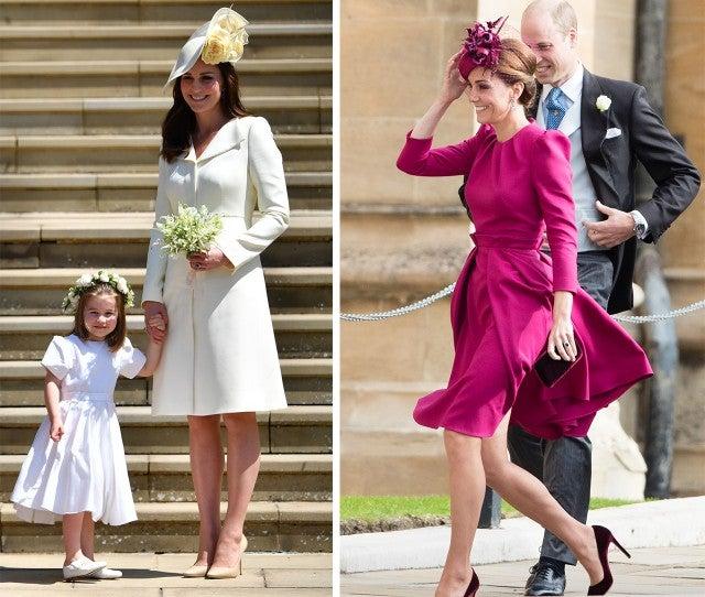 Kate Middleton royal weddings