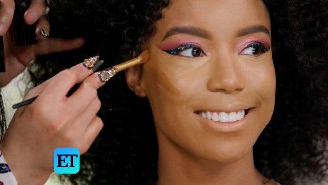 Cardi B Eyebrows: Cardi B GRAMMYs 2019 Makeup Tutorial