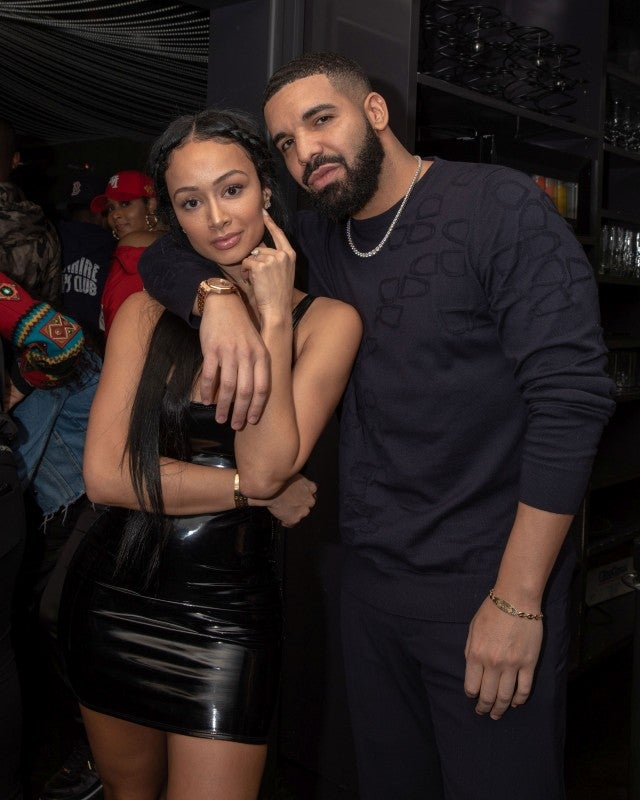 Draya Michele, Drake