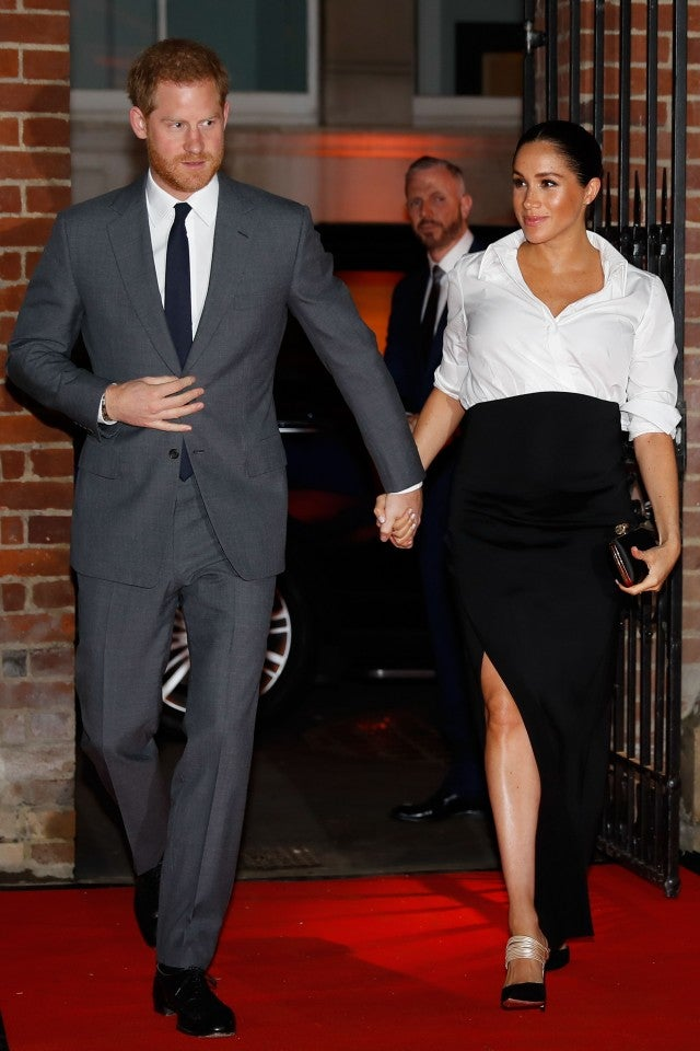 Meghan Markle and Harry at Endeavour Awards