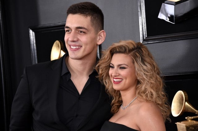 André Murillo and Tori Kelly