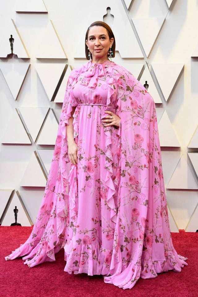 Maya Rudolph at the 91st Annual Academy Awards