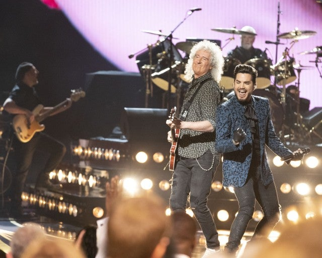 Queen, Adam Lambert, Oscars 2019