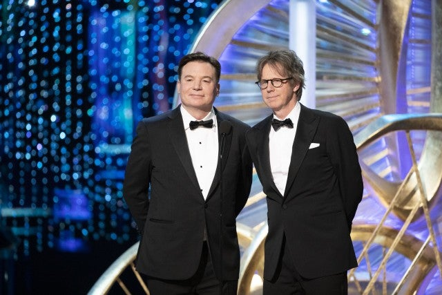 Mike Myers, Dana Carvey, Oscars 2019