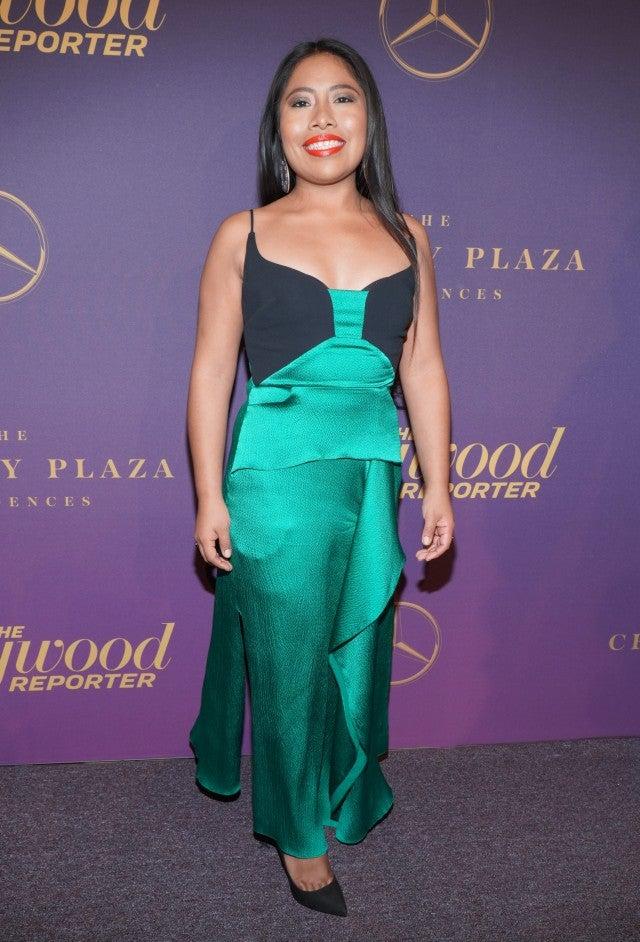 Yalitza Aparicio Hollywood Reporter's 7th Annual Nominees Night