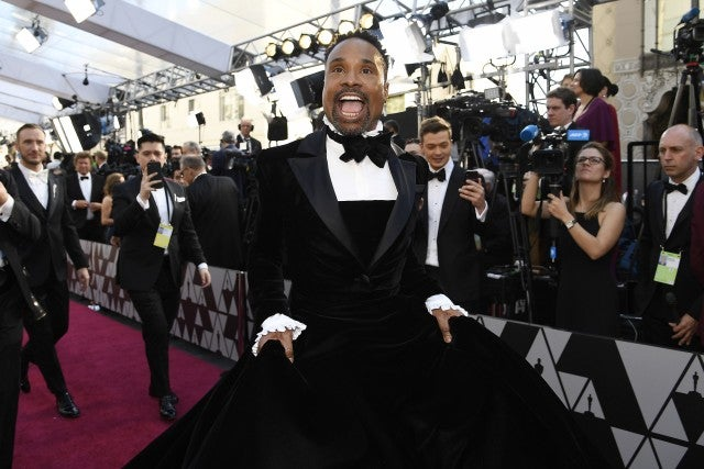 Billy Porter, Oscars 2019