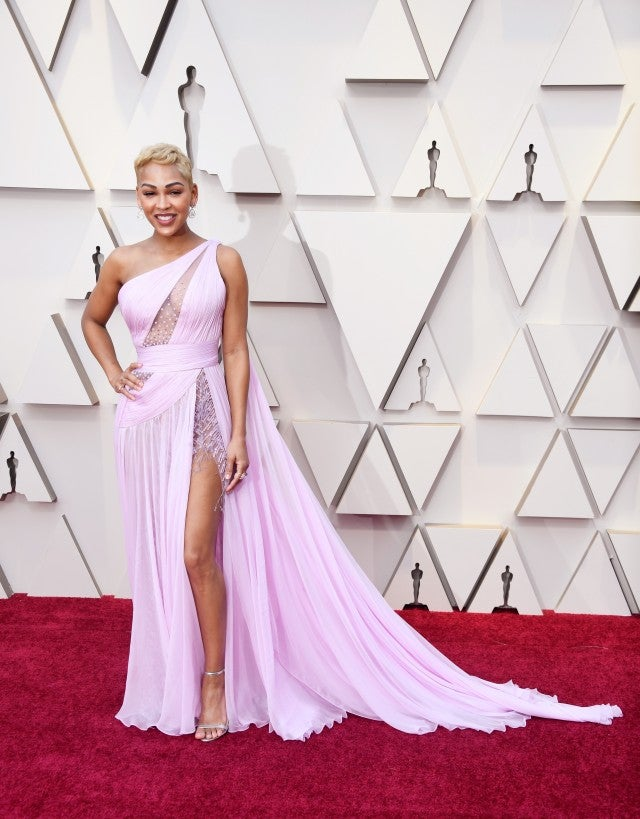 Meagan Good at the 91st Annual Academy Awards