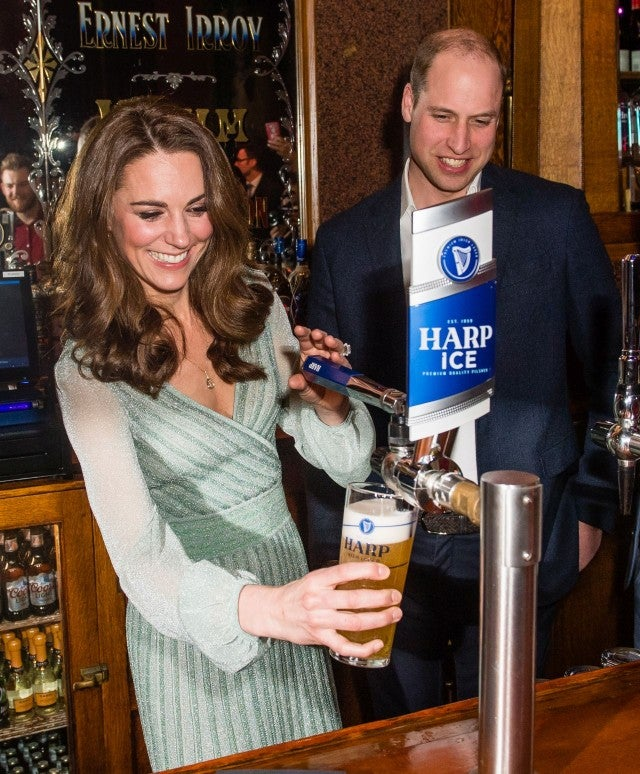 Kate Middleton and Prince William in Northern Ireland