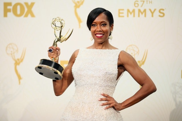 Chris Evans Offers Helping Hand To Oscar Winning Regina King