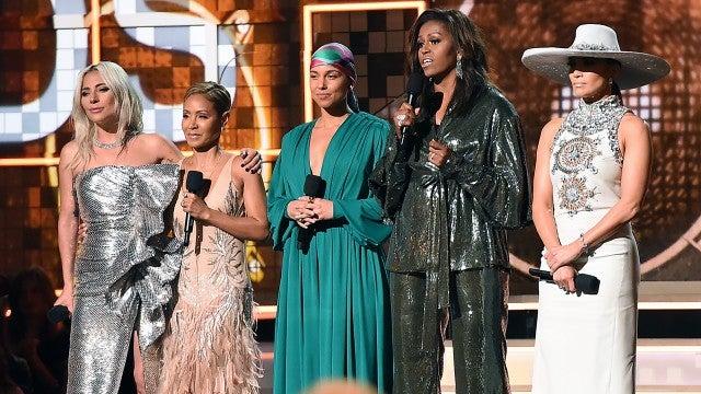 2019 GRAMMYs, Alicia Keys, Michelle Obama, Lady Gaga
