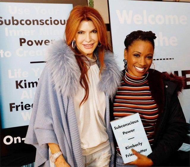 Kimberly Friedmutter and Shanola Hamilton
