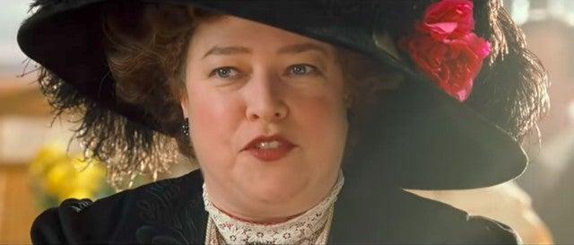 Kathy Bates in 'Titanic'