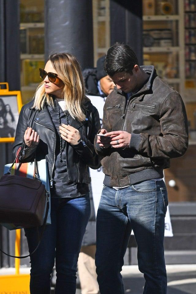 Miranda Lambert And New Husband Brendan Mcloughlin Seen