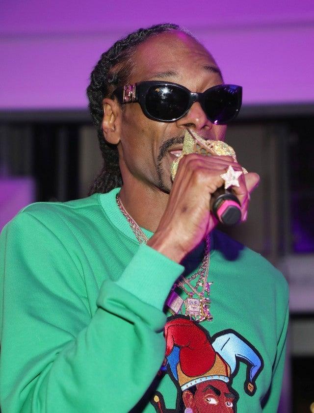 Snoop Dogg Pegasus World Cup
