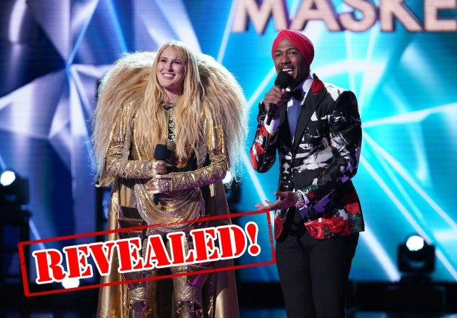 Rumer Willis revealed to be The Lion on Fox's 'The Masked Singer'