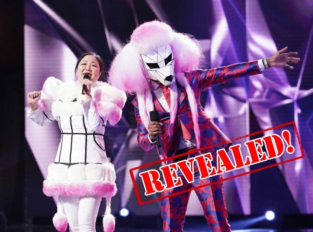 Margaret Cho revealed to be The Poodle on Fox's 'The Masked Singer'
