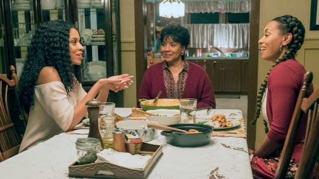 This Is Us: Susan Kelechi Watson, Phylicia Rashad and Melanie Liburd