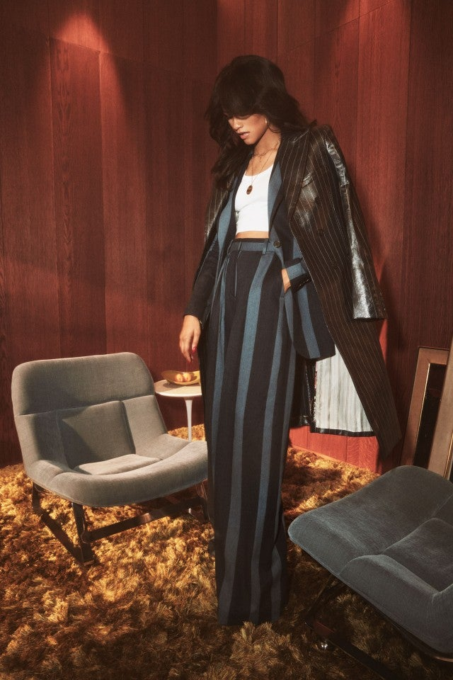 Zendaya Is A 70s Babe In New Collection Campaign Pics